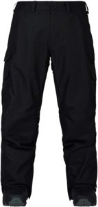 Burton Mens Cargo Snow Pant Regular Fit