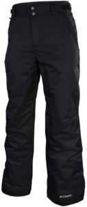 Columbia Mens Arctic Trip Omni Heat Ski Snowboarding Waterproof Pants