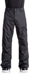 DC Mens Banshee 10k Water Proof Snowboard Pants