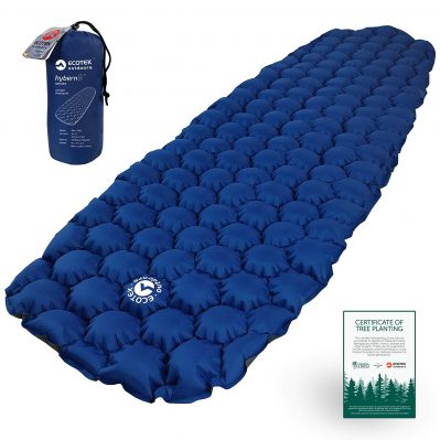 Outdoors Hybern8 Ultralight Inflatable Sleeping Pad