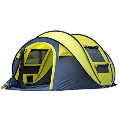 Qisan Automatic Pop-up Tent Outdoor Instant Tent