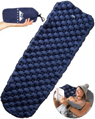 WELLAX Ultralight Air Sleeping Pad