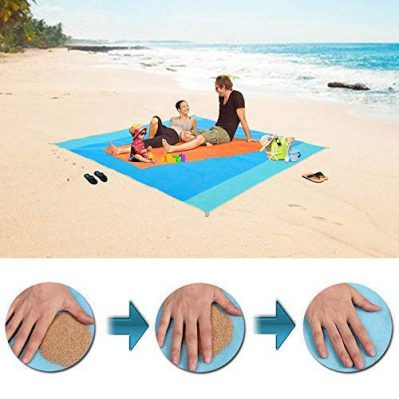 Sand Sandless Beach Mats
