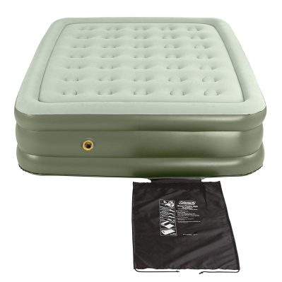 Coleman Air Mattress - Double-High SupportRest Air Bed