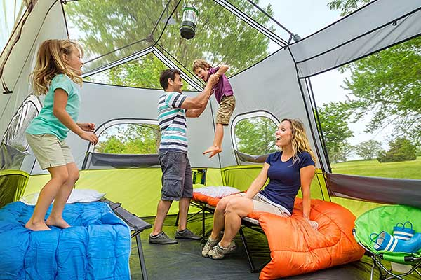 Best Family Tents