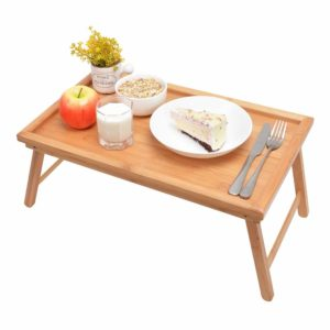 Zhuoyue Bamboo Bed Tray
