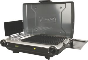 Coleman 2 Burner Grill Stove