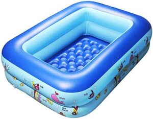 Adrienne Friedly Inflatable Baby Swimming Pool