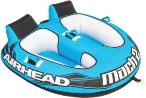 Airhead Mach - 1-3 Rider Towable Tubes for Boating