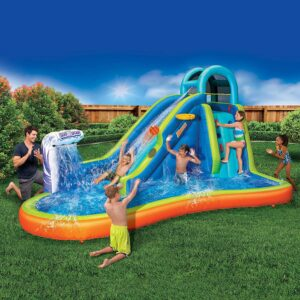 Banzai Inflatable Giant Water Slide