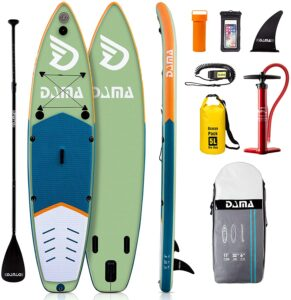 DAMA Inflatable Stand-Up PaddleBoard