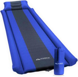 IFORREST Sleeping Pad with Armrest - Pillow