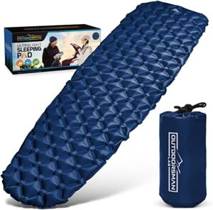 Outdoorsman Lab - Ultralight Sleeping Pad for Camping