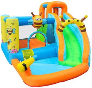 doctor dolphin Inflatable Bee Bounce House Water Park